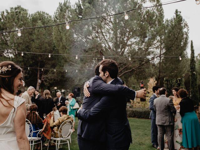 La boda de J. Bernabé y Irene en Valdetorres De Jarama, Madrid 80