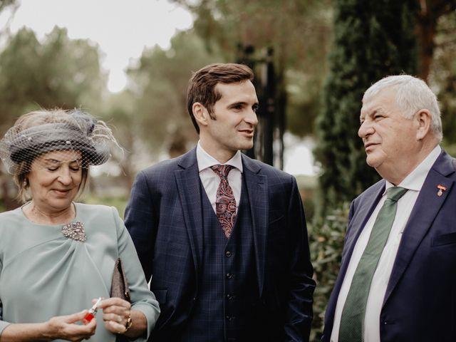 La boda de J. Bernabé y Irene en Valdetorres De Jarama, Madrid 83