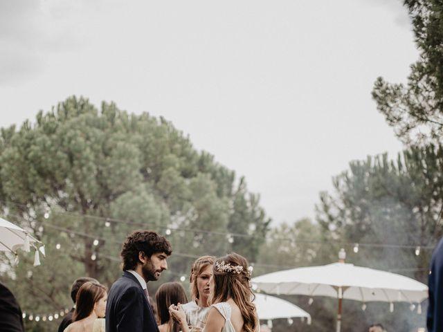 La boda de J. Bernabé y Irene en Valdetorres De Jarama, Madrid 84