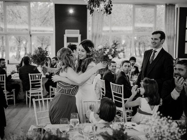 La boda de J. Bernabé y Irene en Valdetorres De Jarama, Madrid 93