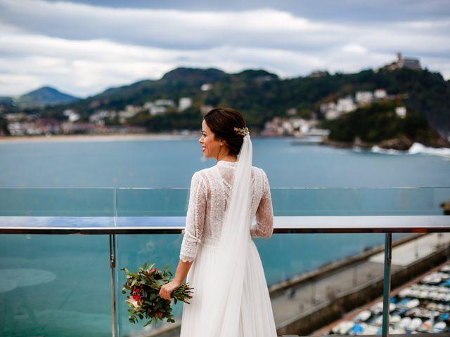 La boda de Ander y Nagore en Donostia-San Sebastián, Guipúzcoa 1