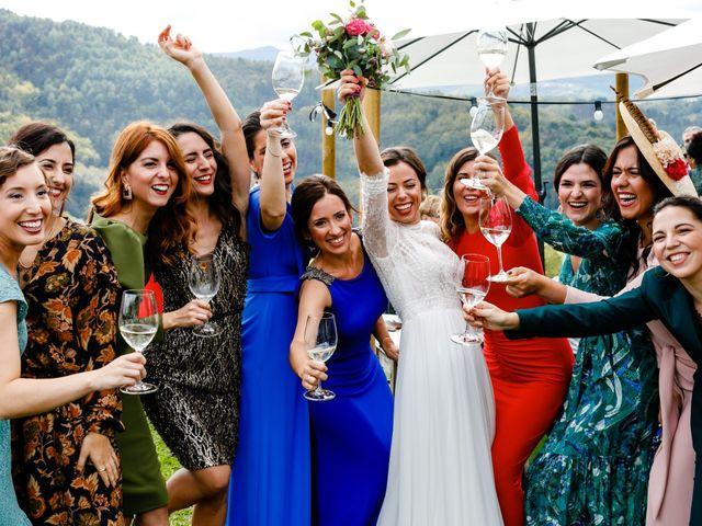 La boda de Ander y Nagore en Donostia-San Sebastián, Guipúzcoa 10