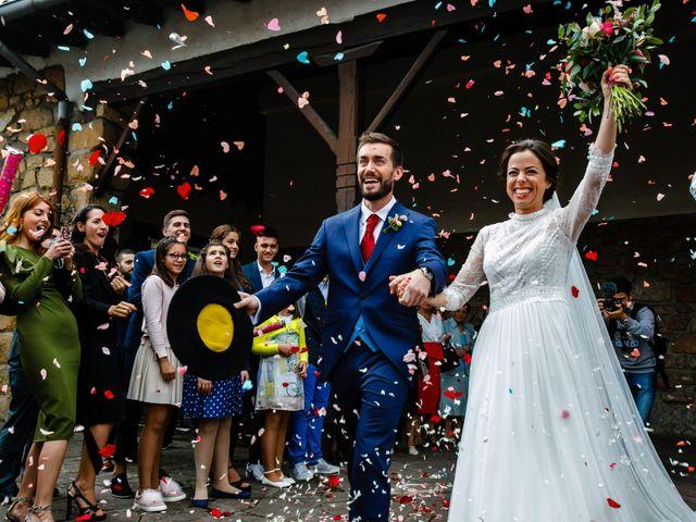 La boda de Nagore y Ander