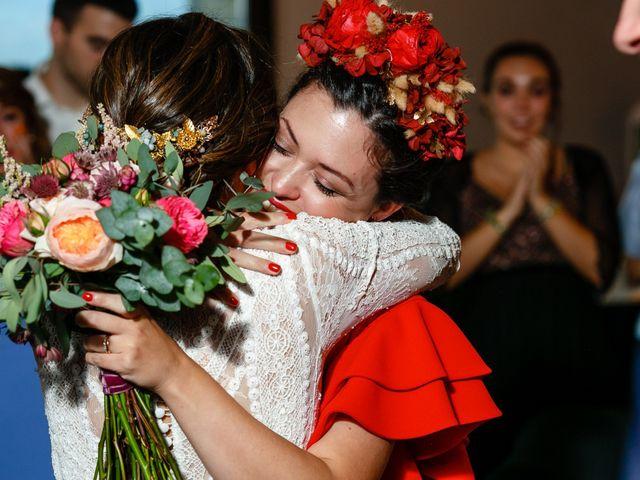 La boda de Ander y Nagore en Donostia-San Sebastián, Guipúzcoa 21