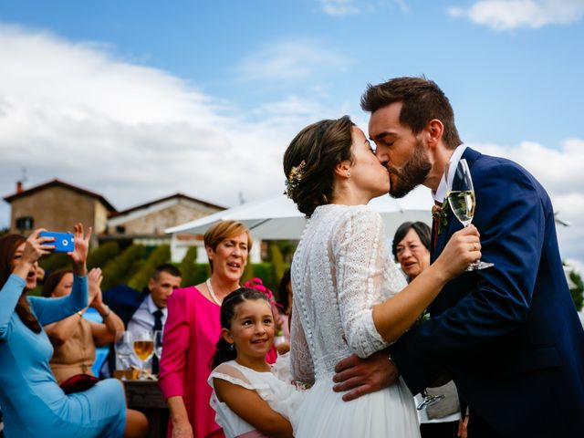 La boda de Ander y Nagore en Donostia-San Sebastián, Guipúzcoa 30