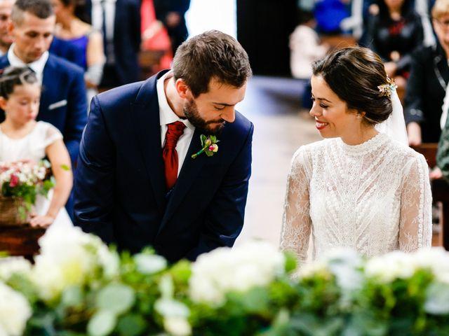 La boda de Ander y Nagore en Donostia-San Sebastián, Guipúzcoa 50