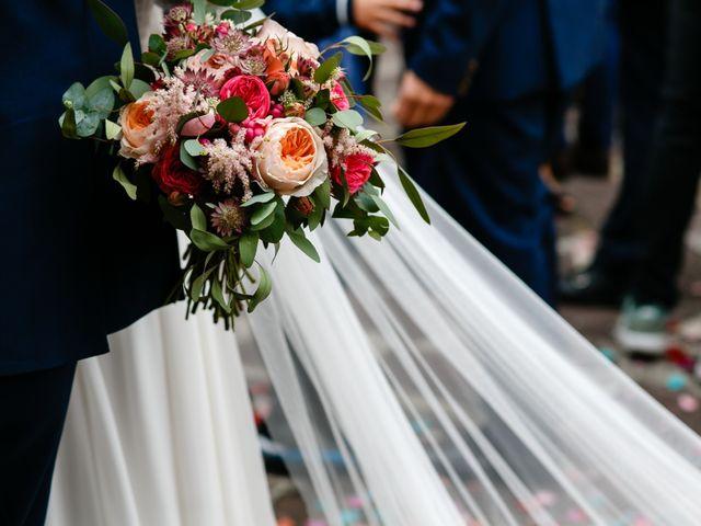 La boda de Ander y Nagore en Donostia-San Sebastián, Guipúzcoa 58