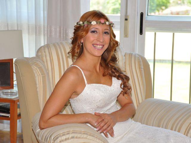 La boda de Víctor y Natalia en Yunclillos, Toledo 8