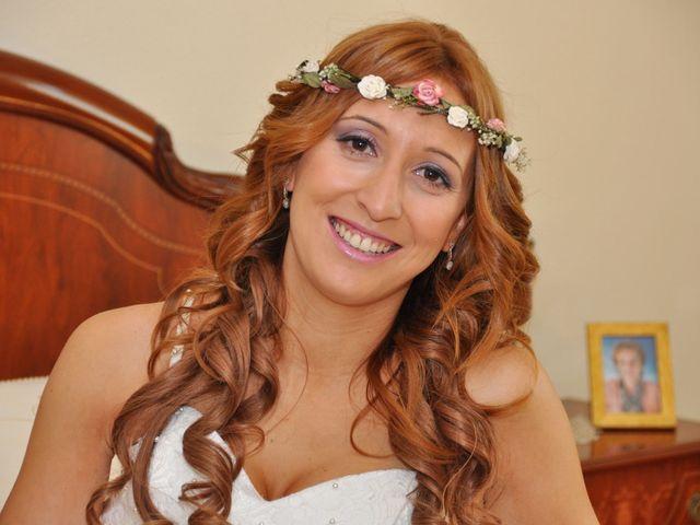 La boda de Víctor y Natalia en Yunclillos, Toledo 10