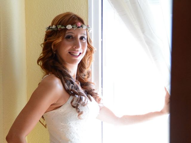 La boda de Víctor y Natalia en Yunclillos, Toledo 12