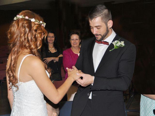 La boda de Víctor y Natalia en Yunclillos, Toledo 15