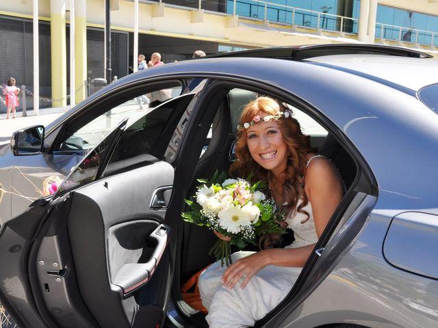 La boda de Víctor y Natalia en Yunclillos, Toledo 17