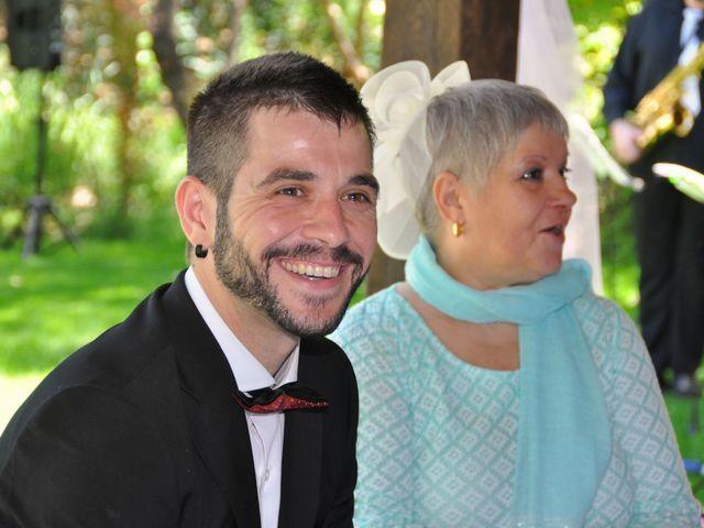 La boda de Víctor y Natalia en Yunclillos, Toledo 21