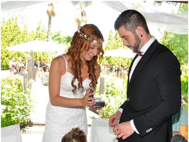La boda de Víctor y Natalia en Yunclillos, Toledo 22