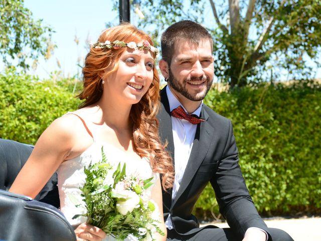 La boda de Víctor y Natalia en Yunclillos, Toledo 25