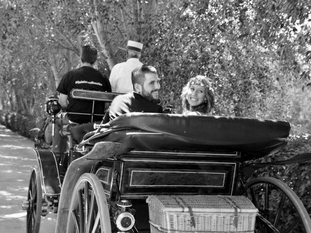 La boda de Víctor y Natalia en Yunclillos, Toledo 26