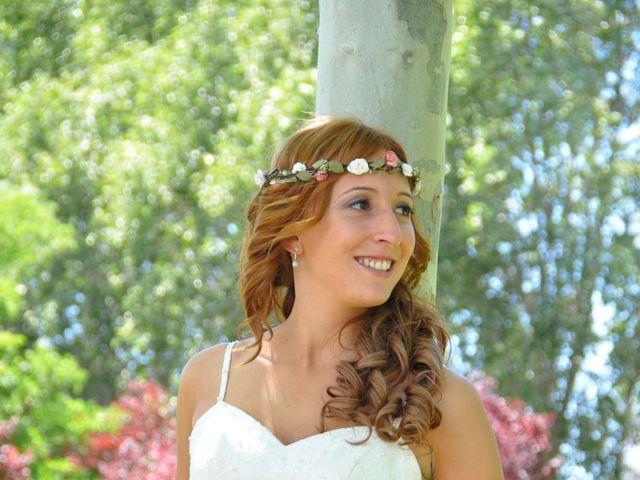 La boda de Víctor y Natalia en Yunclillos, Toledo 30