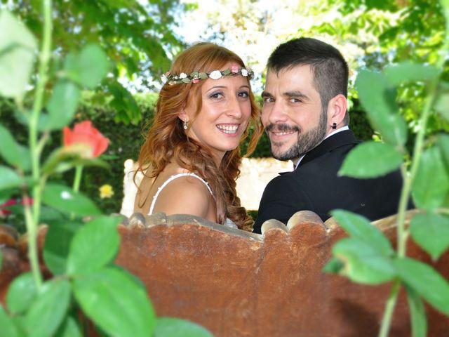 La boda de Víctor y Natalia en Yunclillos, Toledo 32