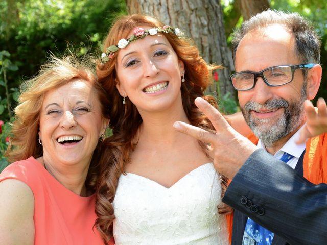 La boda de Víctor y Natalia en Yunclillos, Toledo 33