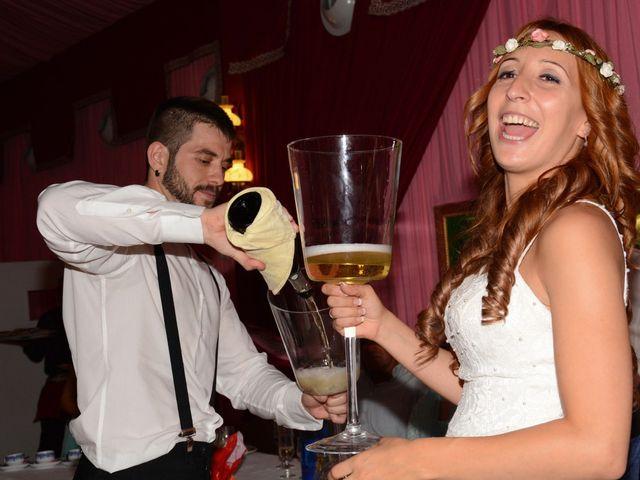 La boda de Víctor y Natalia en Yunclillos, Toledo 34