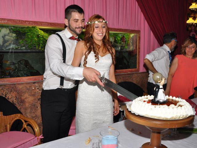La boda de Víctor y Natalia en Yunclillos, Toledo 35