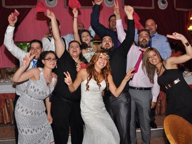 La boda de Víctor y Natalia en Yunclillos, Toledo 36