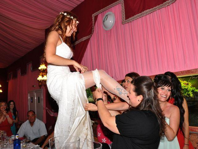 La boda de Víctor y Natalia en Yunclillos, Toledo 37
