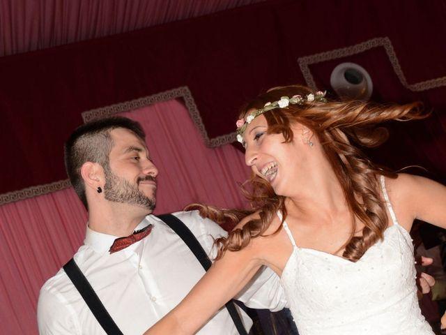 La boda de Víctor y Natalia en Yunclillos, Toledo 39