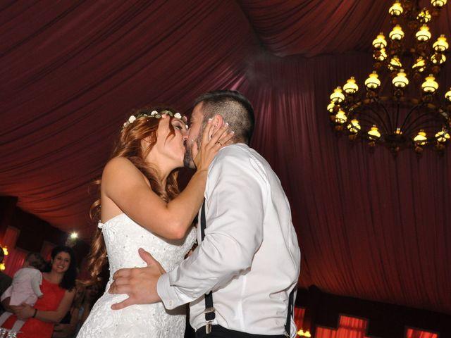 La boda de Víctor y Natalia en Yunclillos, Toledo 40