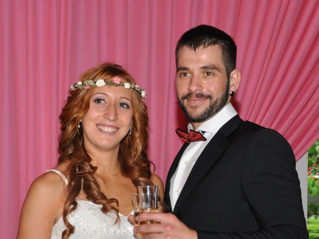 La boda de Víctor y Natalia en Yunclillos, Toledo 41