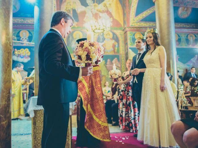 La boda de Adina y Eric