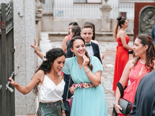 La boda de Javier y Nerea en Tres Cantos, Madrid 57