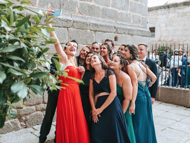 La boda de Javier y Nerea en Tres Cantos, Madrid 100