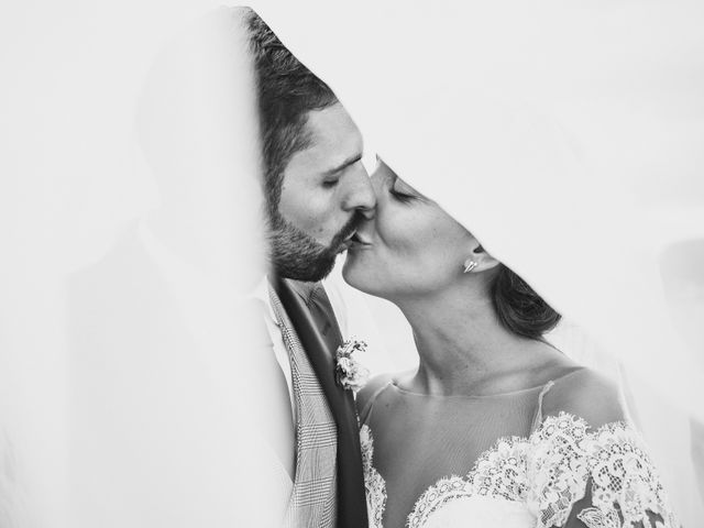 La boda de Javier y Nerea en Tres Cantos, Madrid 1