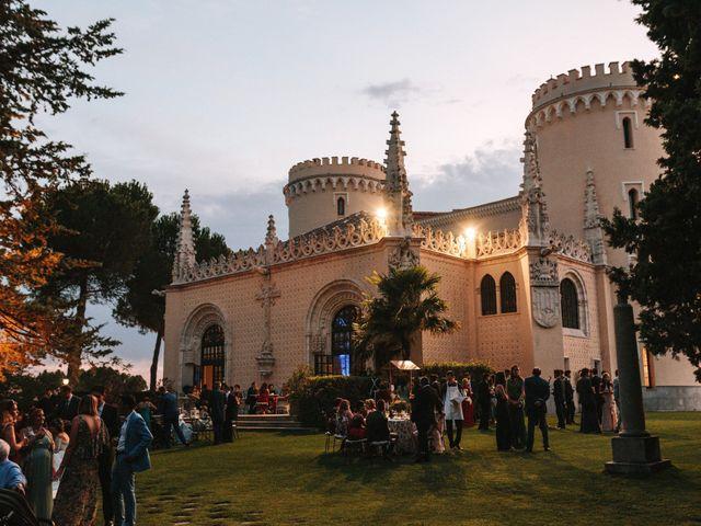 La boda de Javier y Nerea en Tres Cantos, Madrid 136