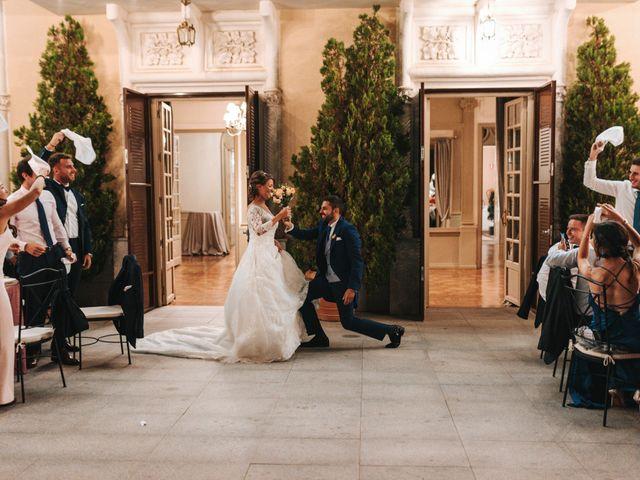 La boda de Javier y Nerea en Tres Cantos, Madrid 142
