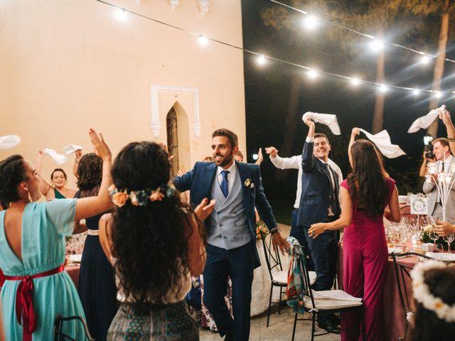 La boda de Javier y Nerea en Tres Cantos, Madrid 143
