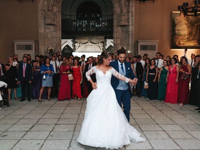 La boda de Javier y Nerea en Tres Cantos, Madrid 176