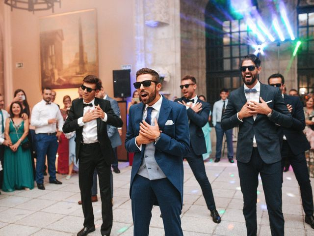 La boda de Javier y Nerea en Tres Cantos, Madrid 187