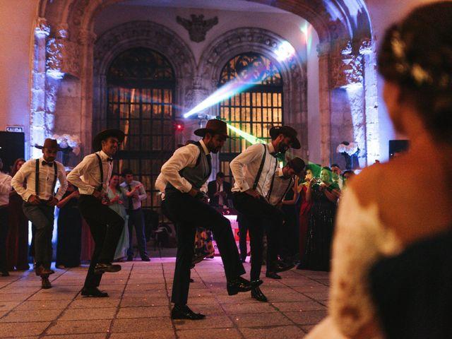 La boda de Javier y Nerea en Tres Cantos, Madrid 188