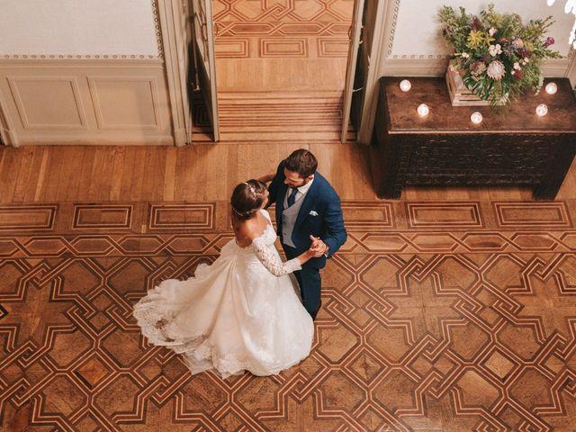 La boda de Javier y Nerea en Tres Cantos, Madrid 201