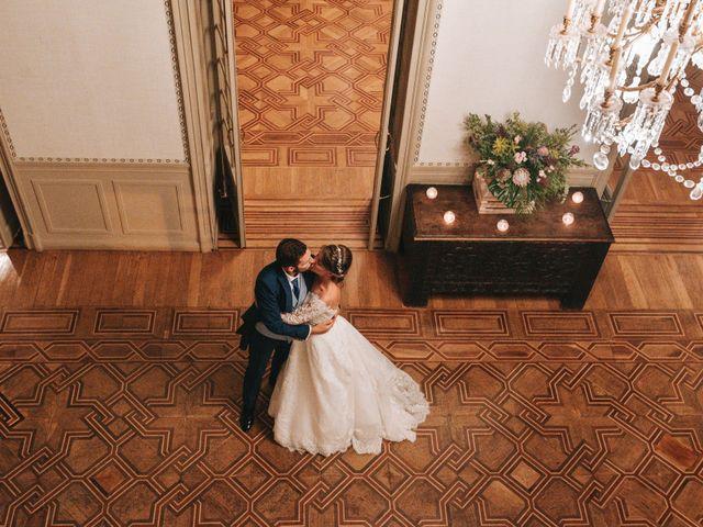 La boda de Javier y Nerea en Tres Cantos, Madrid 2