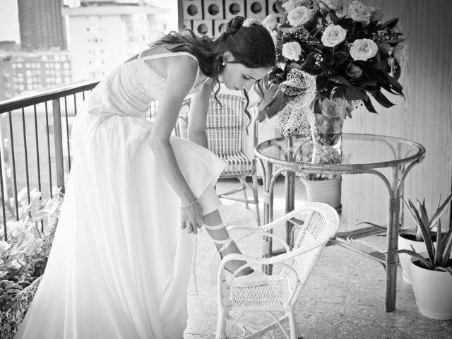 La boda de Héctor y Carla en Sant Fost De Campsentelles, Barcelona 19