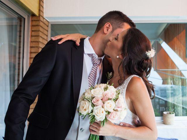 La boda de Héctor y Carla en Sant Fost De Campsentelles, Barcelona 20