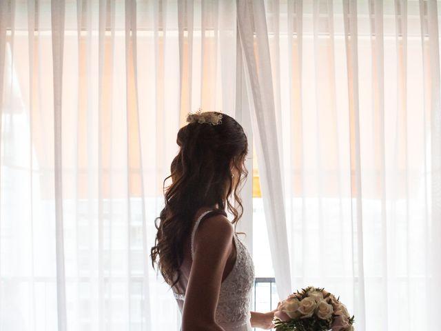 La boda de Héctor y Carla en Sant Fost De Campsentelles, Barcelona 21