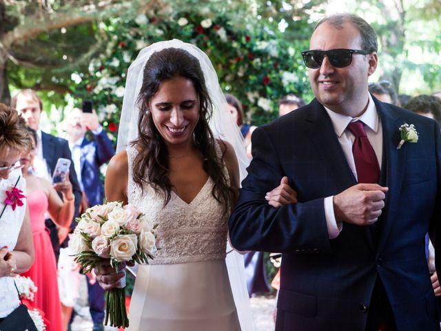 La boda de Héctor y Carla en Sant Fost De Campsentelles, Barcelona 26