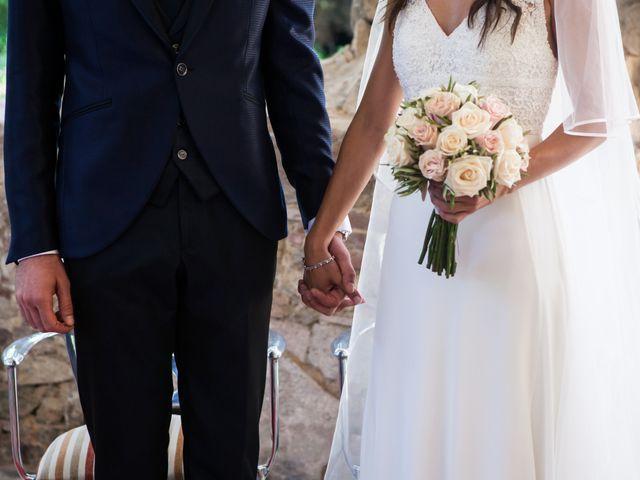 La boda de Héctor y Carla en Sant Fost De Campsentelles, Barcelona 27
