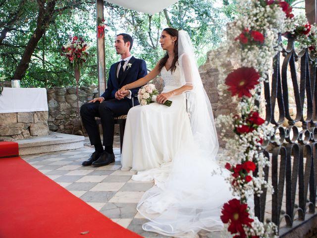 La boda de Héctor y Carla en Sant Fost De Campsentelles, Barcelona 28