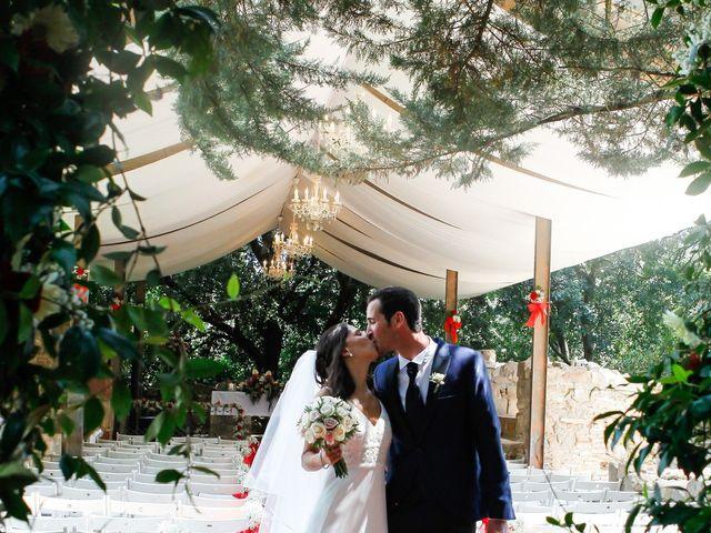 La boda de Héctor y Carla en Sant Fost De Campsentelles, Barcelona 30