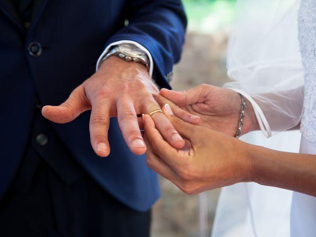 La boda de Héctor y Carla en Sant Fost De Campsentelles, Barcelona 33